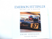 EMERSON FITTIPALDI - HEART OF A RACER ( Ludvigsen 2002)